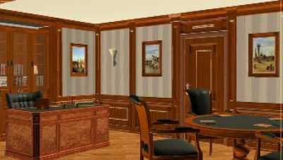 Отделка помещений древесными стеновыми панелями