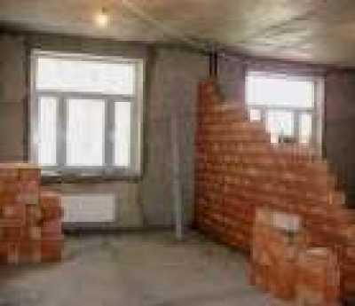 Черновая отделка квартиры в новостройке